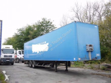 General Trailers box semi-trailer