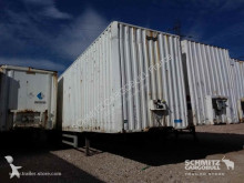 used Clothes transport box semi-trailer