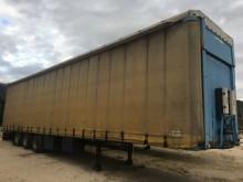 Montenegro TAULINER MEGA SPI-3S semi-trailer