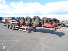 HFR Paket von 2x 40FT HC-Chassis, BPW Auflieger