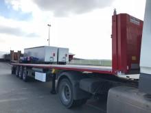naczepa Schmitz Cargobull Châssis renforcé - Dispo sur parc ROUGE - GRIS - NOIR - Ranchers + coffre