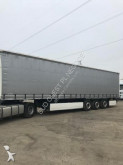 Krone reel carrier tautliner semi-trailer