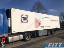 Pacton mono temperature refrigerated semi-trailer