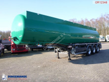 Rohr Fuel tank alu 42.8 m3 / 6 comp semi-trailer