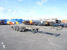naczepa Schmitz Cargobull 45FT HC SLIDER, Scheibebremsen, Liftachse, 3x vorhanden
