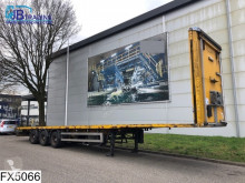 trailer Fruehauf Tautliner mega Disc brakes, Jumbo, Borden, Roof height is adjustable