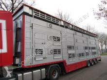 naczepa do transportu bydła używany