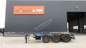 LAG 20FT/30FT, ADR (FL, AT, OX) semi-trailer