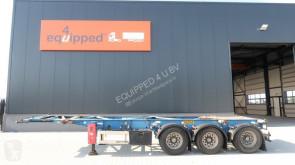 semirimorchio Van Hool ADR, Alcoa, 20FT/30FT, Leergewicht: 3.960kg