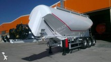 ATT Trailers powder tanker semi-trailer