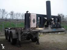 Cargotrailers container semi-trailer