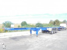 Leciñena container semi-trailer