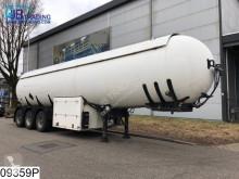 Robine tanker semi-trailer