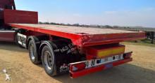 Asca PLATEAU TIREUSE PLATEFORME AMOVIBLE semi-trailer