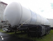 Gofa CO2, Carbon dioxide, gas, uglekislota Gastank semi-trailer