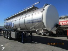 Indox chemical tanker semi-trailer