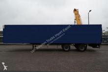 Draco FRIGO TRAILER WITH CARRIER SUPRA 450 semi-trailer