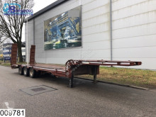 Cometto Lowbed 36000 KG, Steel suspension, Lowbed