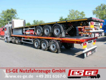 Kässbohrer 3-Achs-Sattelanhänger semi-trailer