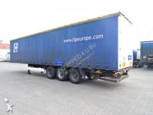 Krone ov-klep 2.500kg, APK 12/2018 semi-trailer