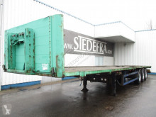Kögel 3x Mercedes Axle , Flat Trailer semi-trailer