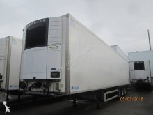 Lecitrailer multi temperature refrigerated semi-trailer