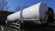 gebrauchter Auflieger Tankfahrzeug Gas