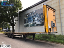 General Trailers Tautliner mega Disc brakes, Jumbo semi-trailer