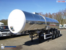 Indox Food tank inox 30.4 m3 / 1 comp semi-trailer