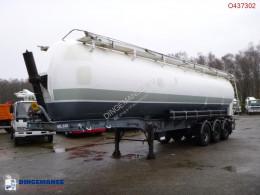 trailer Benalu Bulk tank alu 58 m3 (tipping)