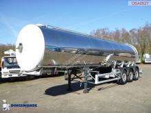 semi remorque Magyar Food tank inox 30 m3 / 1 comp