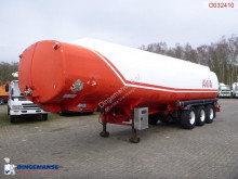 Parcisa tanker semi-trailer