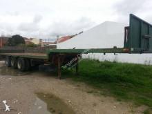 ARB Fabrequipa flatbed semi-trailer