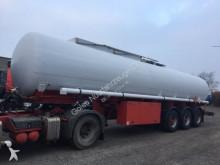 Kässbohrer STH 35/10-24 Tankauflieger ADR - TÜV - 35.000 L semi-trailer