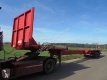 n/a Oplegger 6 M uitschuifbaar semi-trailer