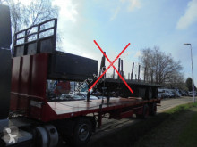 Van Hool Oplegger 2 ESS/lames/Steel/blatt Double tyres semi-trailer