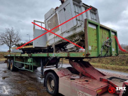 Robuste Kaiser flatbed semi-trailer