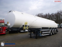 trailer LAG Fuel tank alu 45.2 m3 / 6 comp + pump