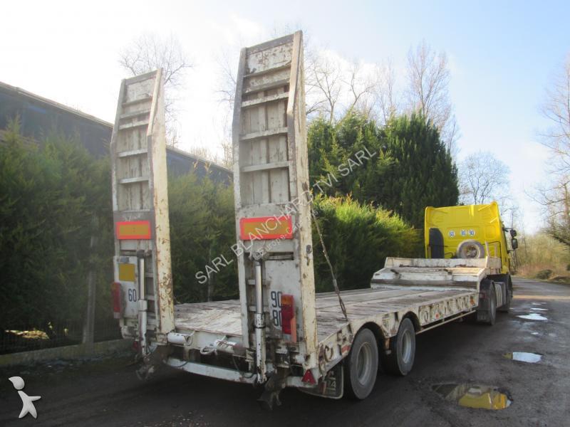 Castera 2SS33T semi-trailer