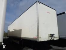 Viberti plywood box semi-trailer