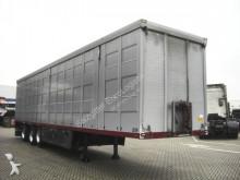 Menke 3 Stock / Hubdach /Lenkachse / Liftachse semi-trailer