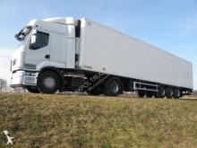 Lamberet multi temperature refrigerated semi-trailer