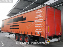 Fruehauf Liftachse Hartholz-Bodem semi-trailer