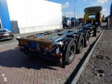 Pacton T3-010, Lift axle, NL trailer semi-trailer