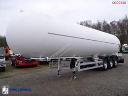 semi remorque Acerbi Gas tank steel 55 m3