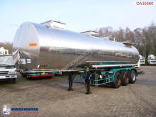 полуприцеп BSLT Chemical tank inox 30 m3 / 1 comp