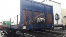 semirremolque caja abierta transportador de hierro Fruehauf