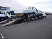 Lohr car carrier semi-trailer
