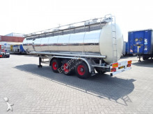 Dijkstra Dijkstra, 37.500L/1-comp. + baffels, SAF semi-trailer
