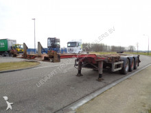 Renders EURO 800 / Extendable Chassis / BPW / NL semi-trailer